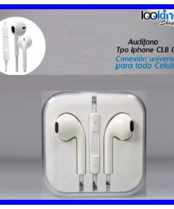 Audífonos Tipo Iphone CLB01
